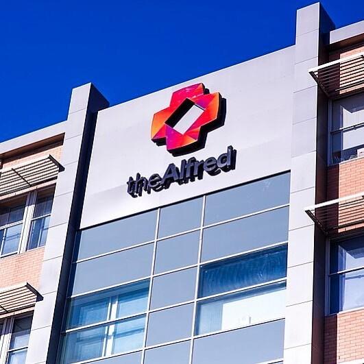 Alfred Health's HIPAA Compliant pump App