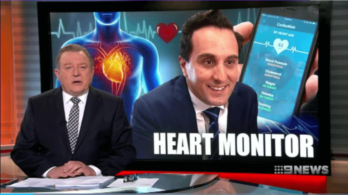CardiacMate Digital Health Platform